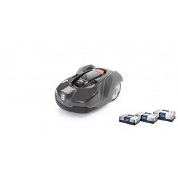 Zestaw 1 - Automower® 105, Kosiarka automatyczna Husqvarna