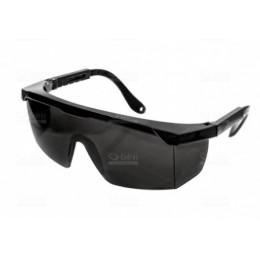 Okulary ochronne czarne cedrus