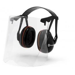 Ochronnik słuchu+twarzy(pleksi HQV)
