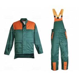 Ubranie letnie pilarza /spodnie kl2+kurtka/ roz.XL